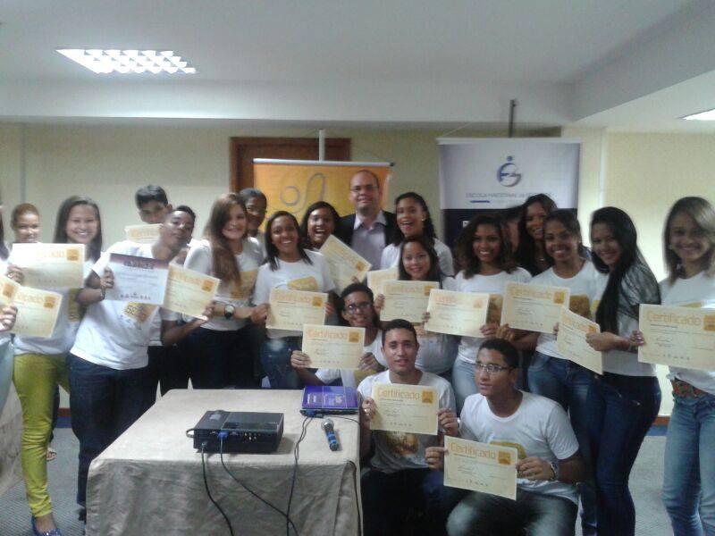 Primeira turma do programa Amigo do Seguro em Sergipe tem patrocínio do SindSeg