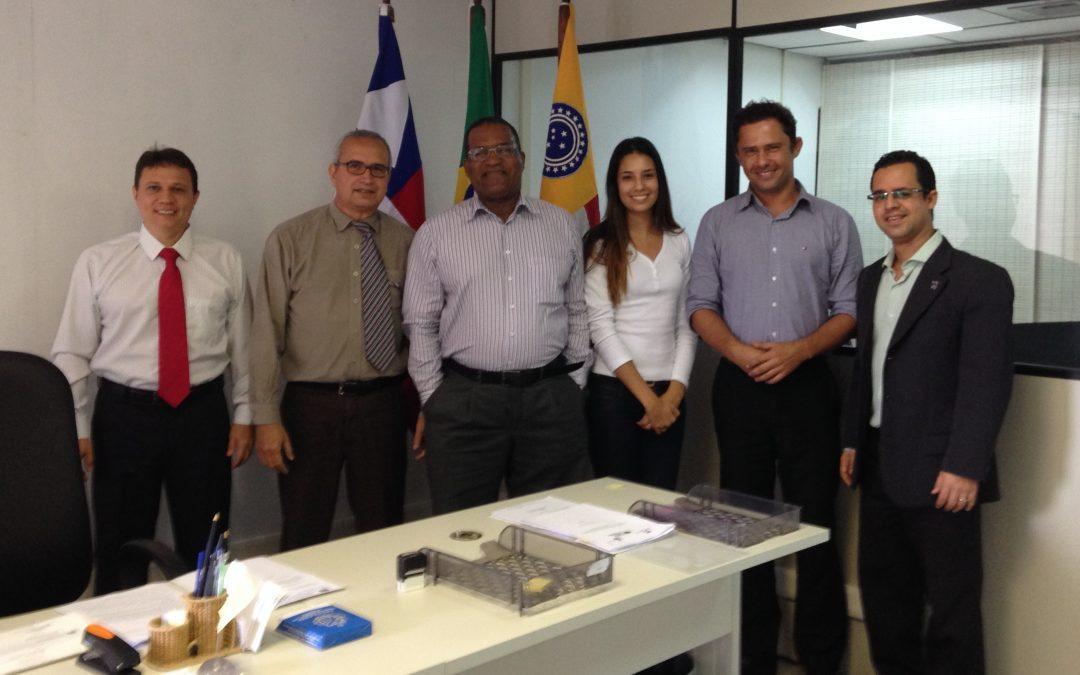 SindSeg participa de reunião com Secretaria de Segurança Pública e entidades de trânsito