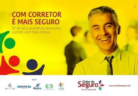 Campanha de valorização do corretor de seguros recebe apoio do SindSeg BA/SE/TO