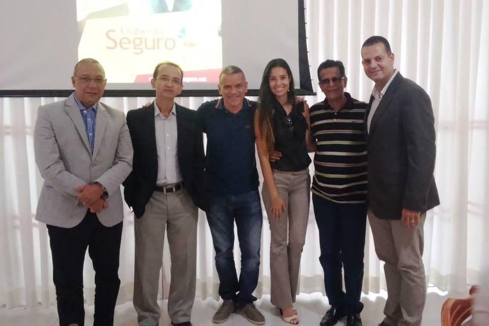 SindSeg marca presença no primeiro encontro do ano do Clube do Seguro