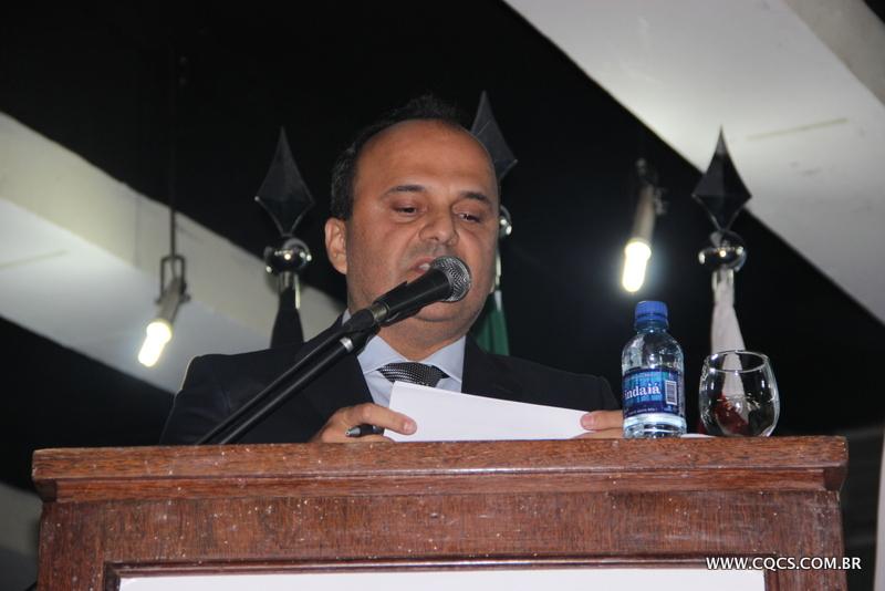 Presidente do SindSeg integra mesa solene na abertura do 1º Encontro dos Corretores de Seguros da Paraíba