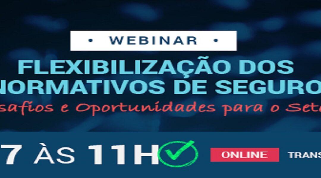 Webinar discute desafios e oportunidades para o setor