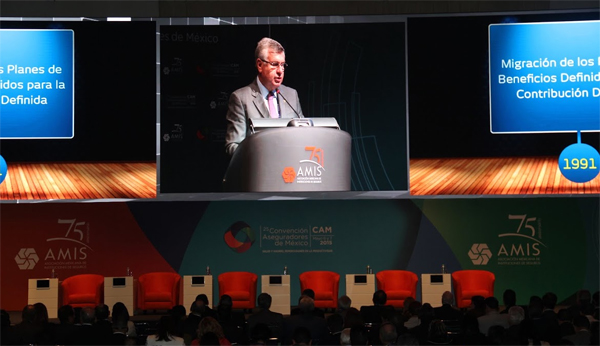 Presidente da CNseg fala sobre previdência privada brasileira na 25ª CAM