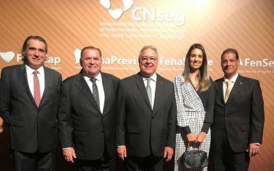 CNseg e Federações celebram novo mandato e apresentam agenda para o próximo triênio